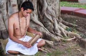 photograph of Hindu Brahmin