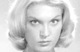 photograph of Russian-born socialite Zina Rachevsky